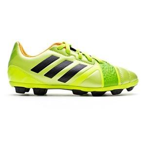 adidas - Botas de fútbol para niño solsli/black