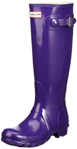 Hunter tall Gloss W23616 – Botas altas para mujer
