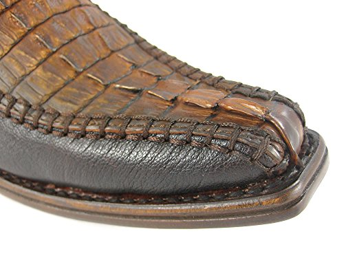 26e38510d botas piel de cocodrilo hombre