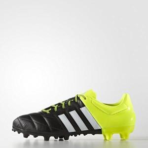Ace 15.3 FG/AG - Botas de fútbol de piel - Negro, 43