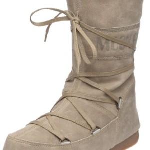 Moon Boot W.E. Dallas 24001300 - Botas de cuero para mujer