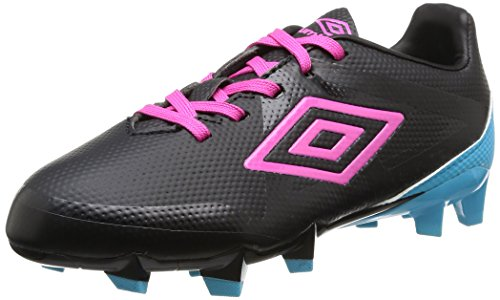 Umbro Velocita Club Hg – Botas de Fútbol de material sintético niño