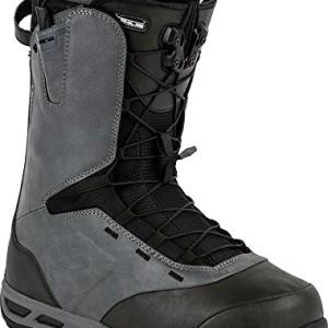 Nitro Snowboards para hombre botas Venture TLS 16, color Varios colores - Negro / Carbón, tamaño 29