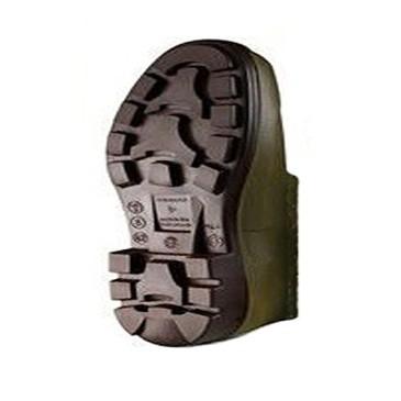 Nuevo Dunlop Purofort Vallay impermeable verde/marrón Botas – P182433