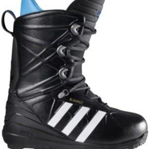 Adidas Blauvelt bota snowboard 2014 - negro/blanco