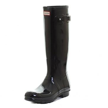 Hunter Original Tall Gloss – Botas de agua Mujer