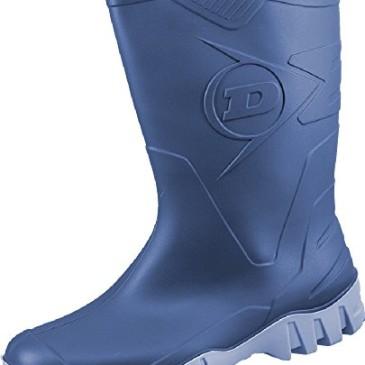 Dunlop Dee corta botas – botas de goma, botas, botas de trabajo