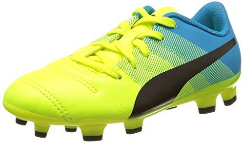 Puma evoPOWER 4.3 FG Jr – Zapatillas de fútbol Unisex Niños