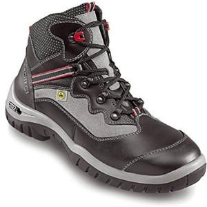 OTTER 71052 Seguridad Zapatos Sicherheitsschuhe ESD Calzado de trabajo Alto S2 Bota