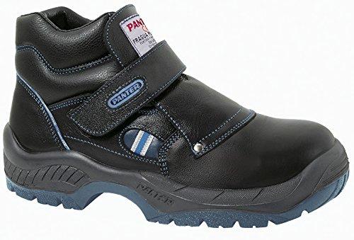 Panter – Calzado seguridad linea plus modelo fragua velcro s2