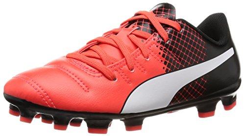 Puma evoPOWER 4.3 Tricks AG Jr – Zapatillas de fútbol Unisex Niños