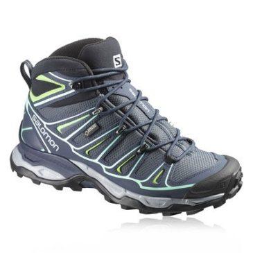 Salomon X Ultra Mid 2 Gtx – Zapatillas de atletismo Mujer