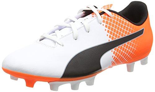 Puma evoSPEED 5.5 FG Jr – Zapatillas de fútbol Unisex Niños